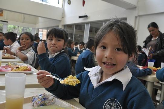 Plan del Distrito para garantizar que no haya hambre en Bogotá