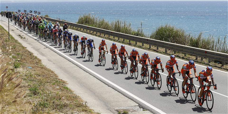 Quinta Etapa del Giro