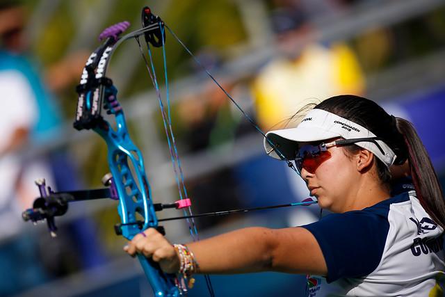 Sara López, tricampeona