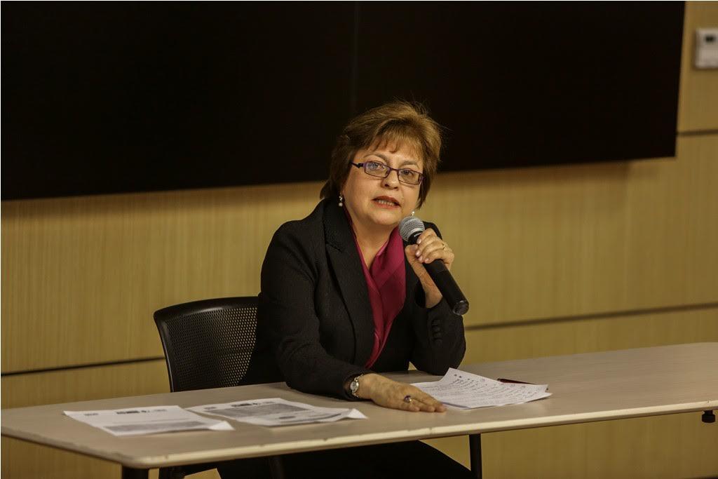Secretaria General de la Alcaldía de Bogotá, Dalila Astrid Hernández