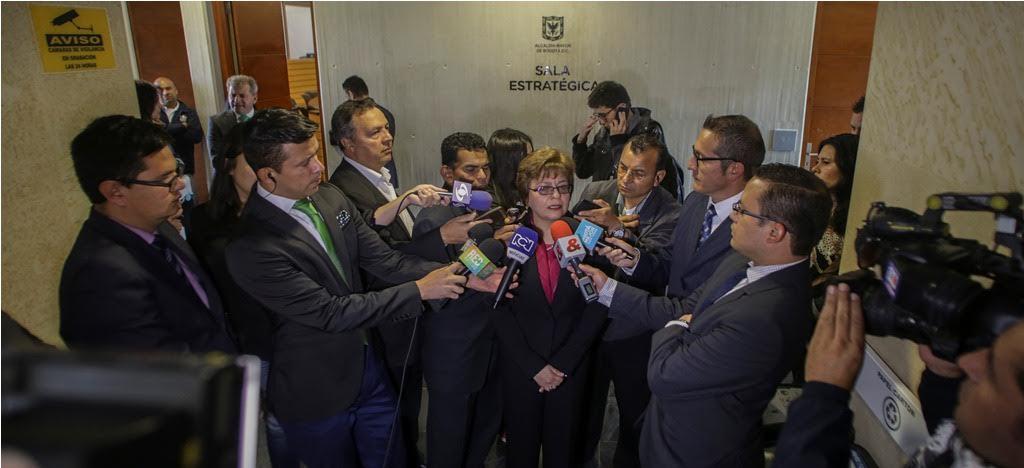 Secretaria General de la Alcaldía de Bogotá, Dalila Astrid Hernández2