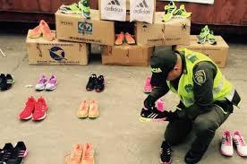 Zapatos de Contrabando