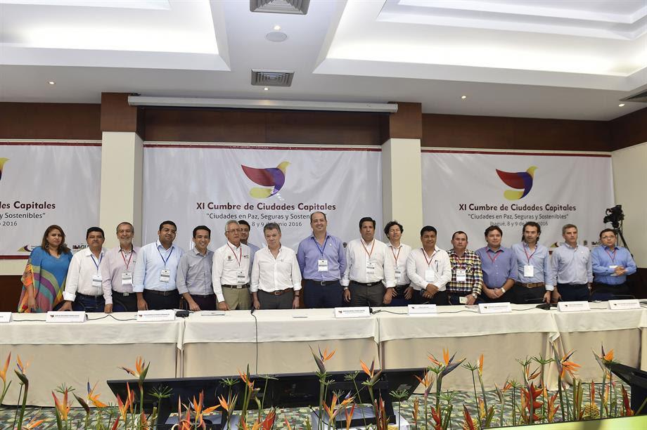 Alcaldes del país se comprometieron a hacer la  pedagogía  necesaria sobre los acuerdos de paz