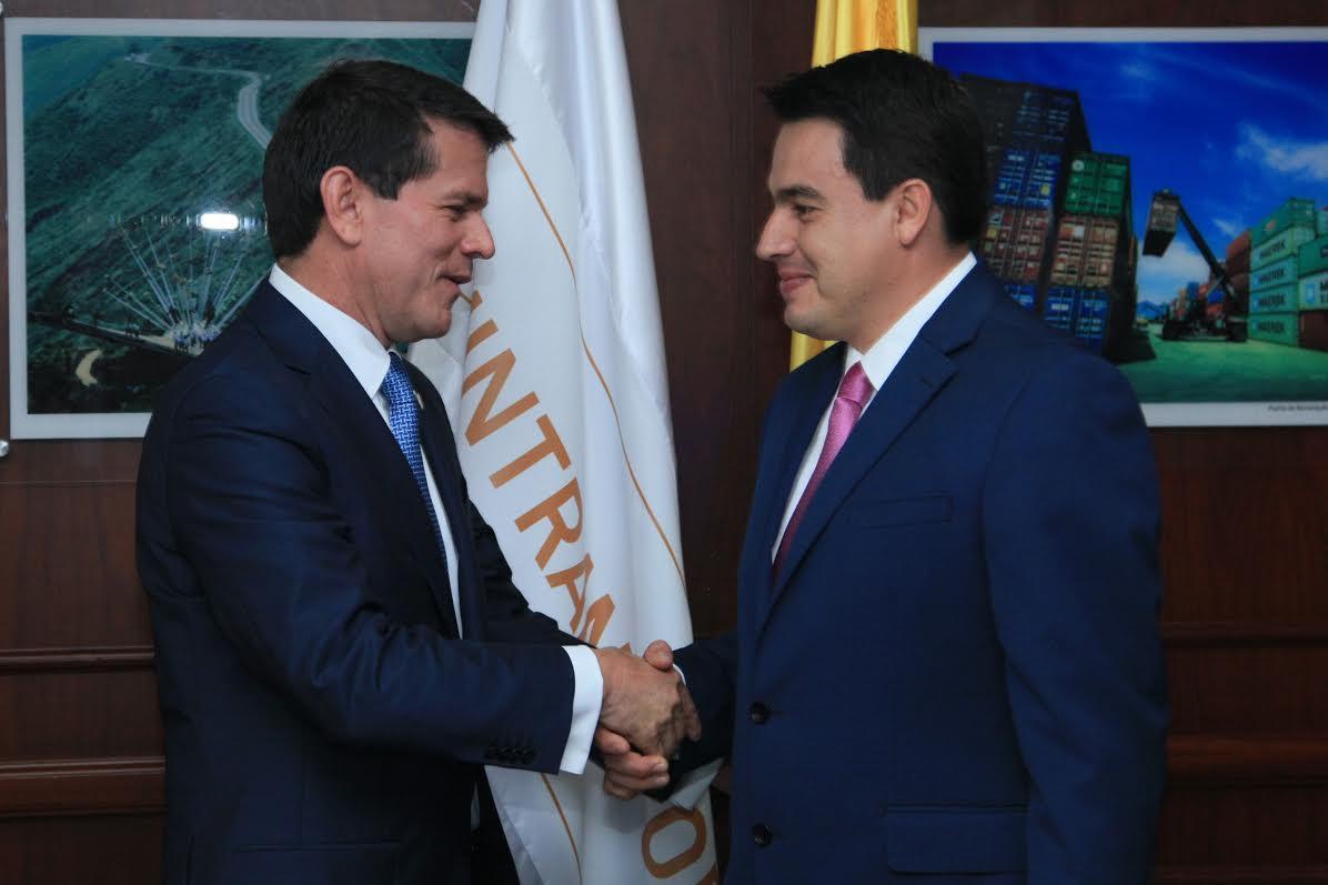 Alfredo Bocanegra, nuevo Director de la Aeronáutica Civil