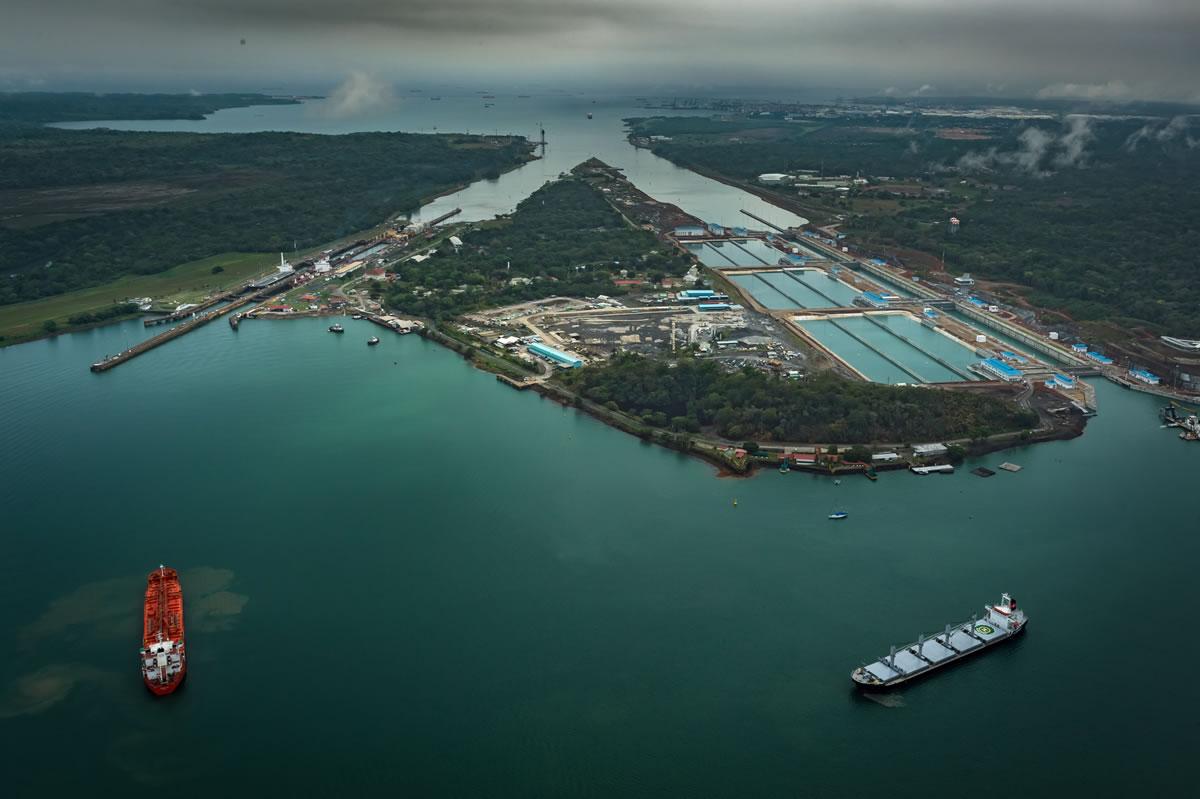 Ampliación del Canal de Panamá8