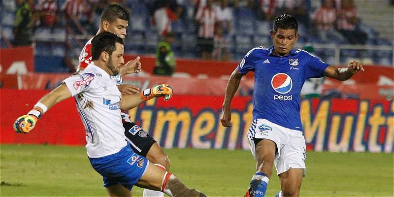 Atlético Junior se clasificó a las semifinales de la Liga 2