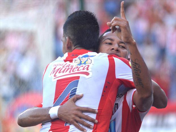 Atlético Junior se clasificó a las semifinales de la Liga