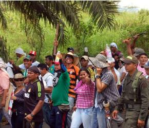 Campesinos de Santander