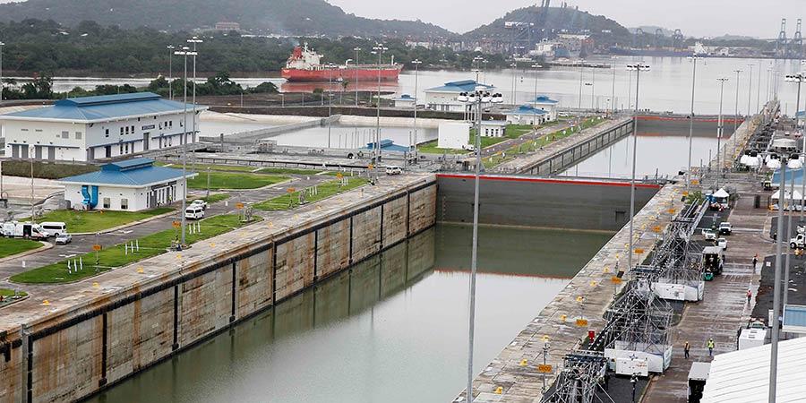 Canal Ampliado de Panamá