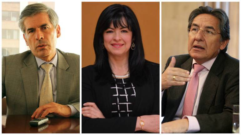 Candidatos a Fiscal