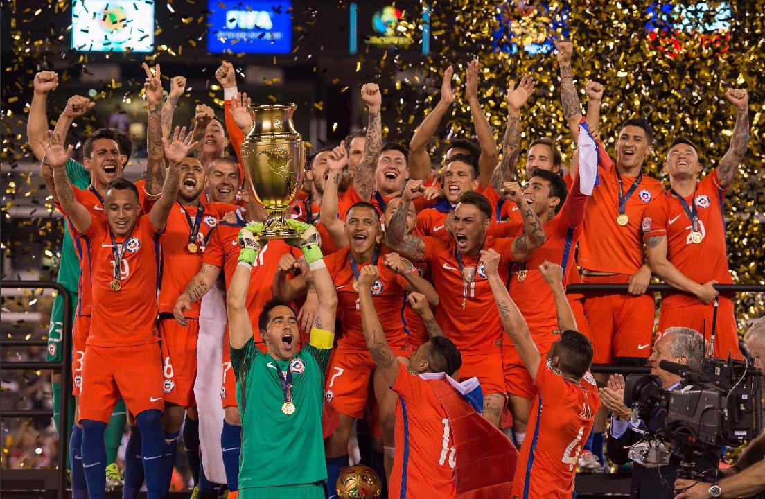Chile Gran Campeón (1)
