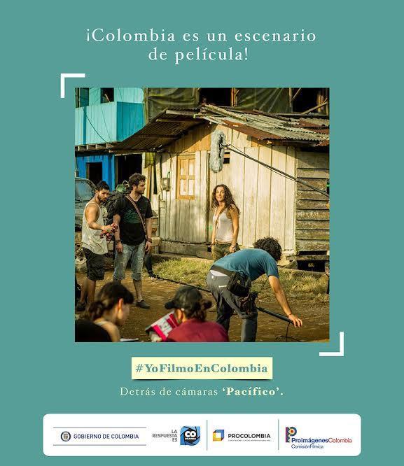 Colombia es un escenario de Película