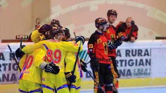 Colombia venció a Alemania, en Mundial de Hockey Línea