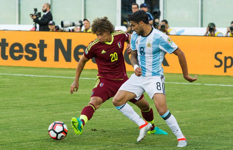 Con Messi, Argentina golea 4-1 a Venezuela