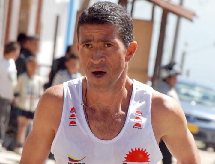 Diego Colorado revalidó el título conseguido el año anterior.