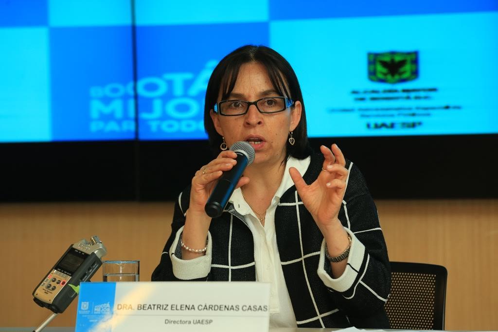 Directora (UAESP), Beatriz Elena Cárdenas Casas3