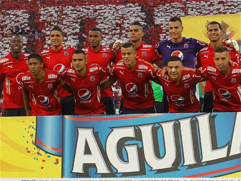 El 'poderoso' se quedó con el título de la Liga Águila I-2016, su estrella nuevo ocho.