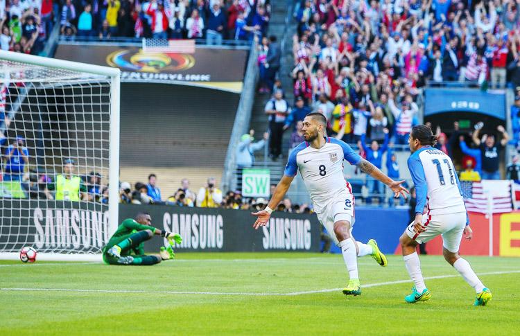 Estados Unidos, el primer semifinalista de la Copa América
