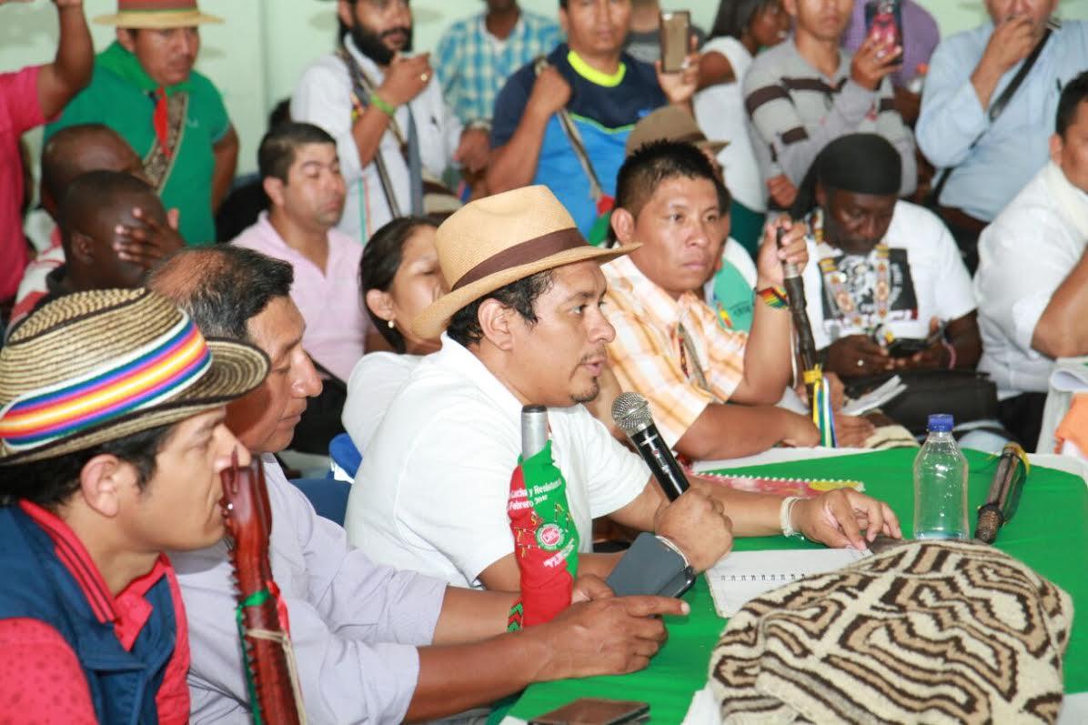 Gobierno logra acuerdos definitivos  con indigenas