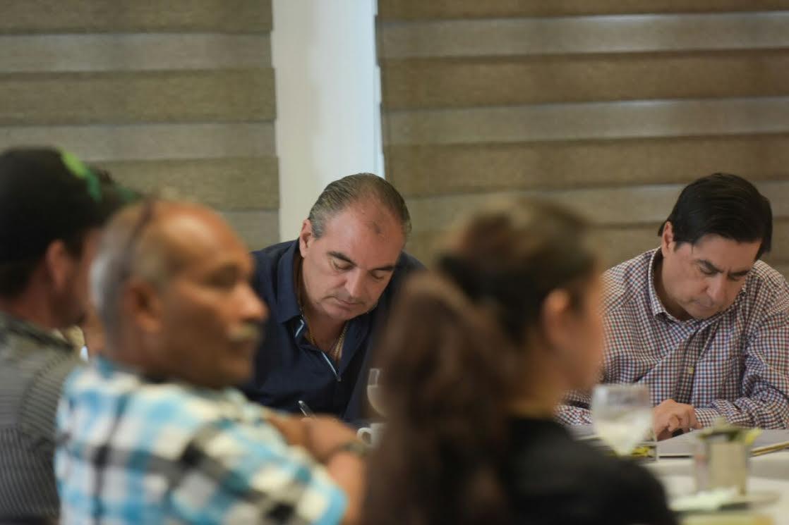 Gobierno nacional instaló reunión con voceros políticos de la Cumbre Agraria13