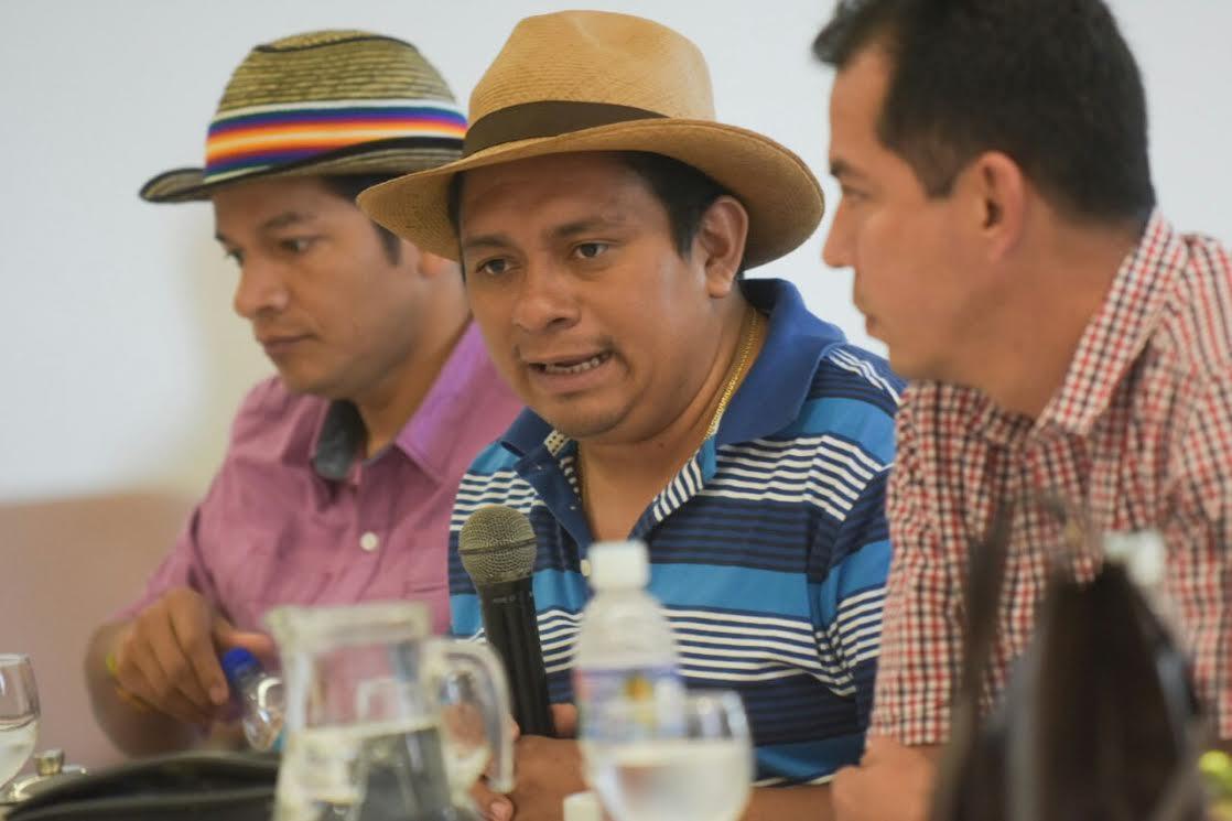 Gobierno nacional instaló reunión con voceros políticos de la Cumbre Agraria4