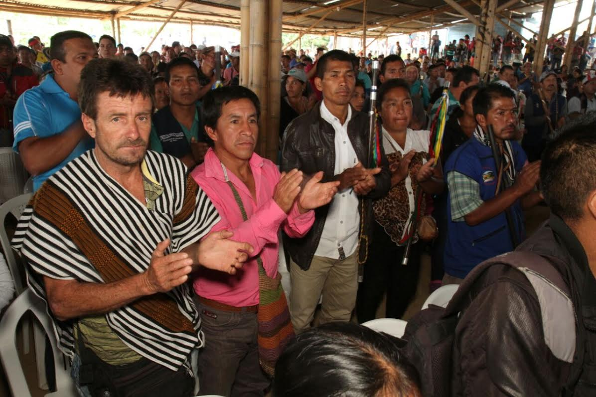 Gobierno y comunidades indígenas del Cauca instalan comisiones de concertación de acuerdos10