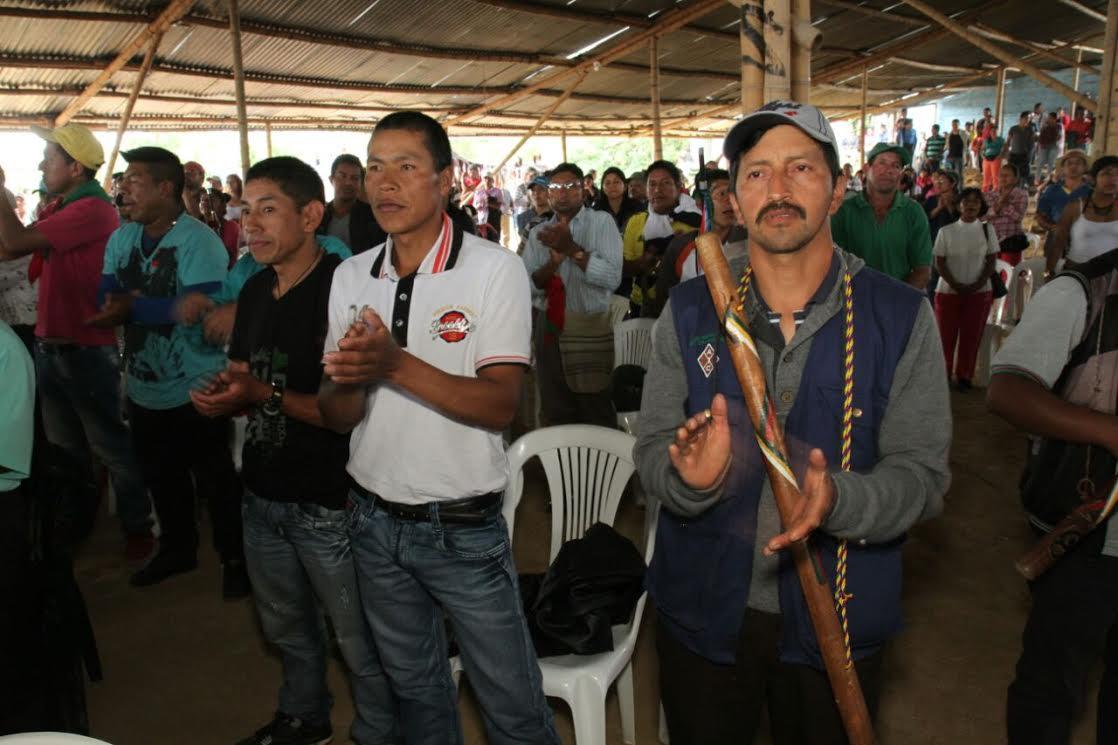 Gobierno y comunidades indígenas del Cauca instalan comisiones de concertación de acuerdos12