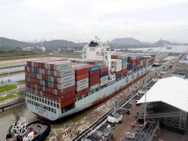 Inauguración del Canal de Panamá ampliado