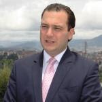 José Miguel Mendoza superintendente de Servicios Públicos