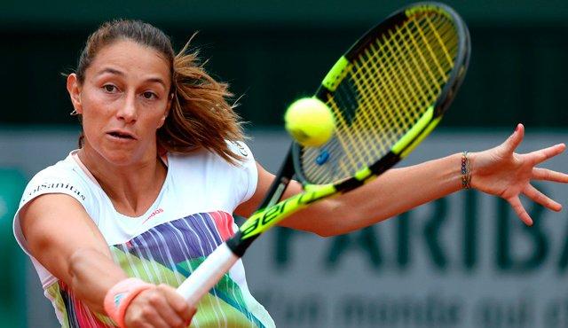 Mariana Duque pasa a segunda ronda del torneo de Mallorca
