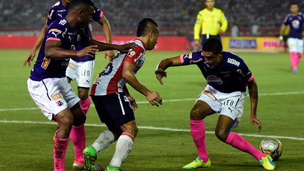 Medellín y Junior, por el título de la Liga