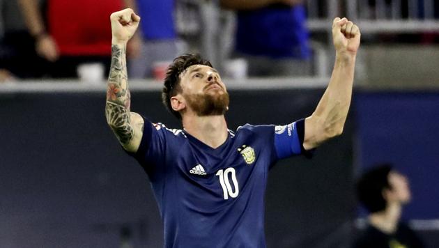 Messi cumple 29 años