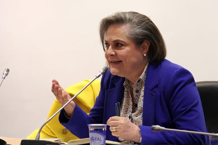 Ministra Clara López
