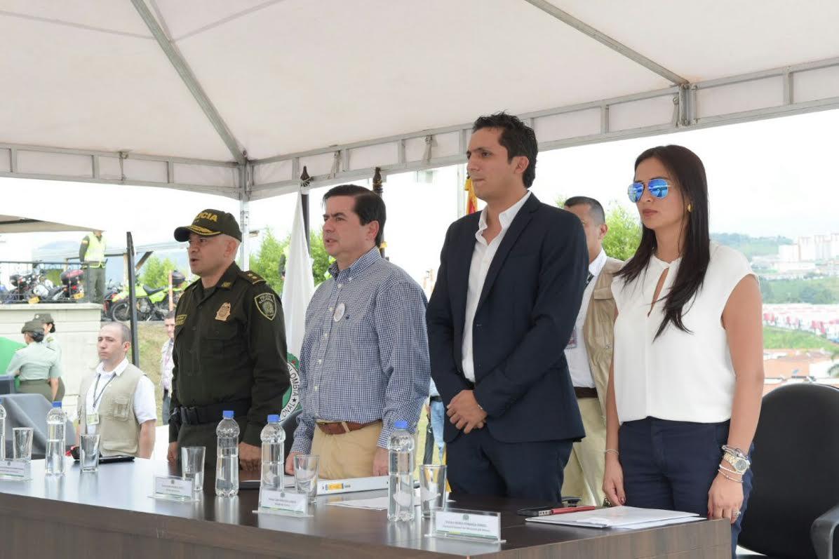 Ministro Juan Fernando Cristo en Pereira10