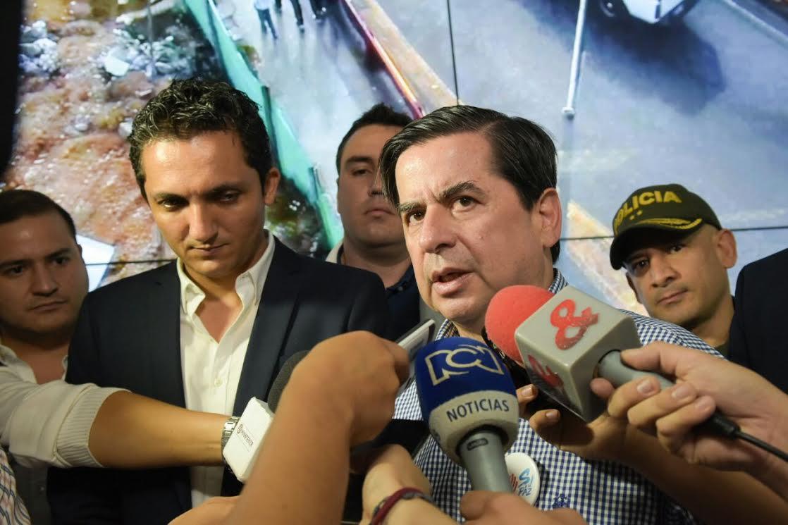 Ministro Juan Fernando Cristo en Pereira13
