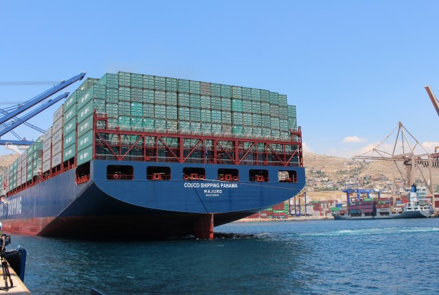 PORTACONTENEDORES COSCO SHIPPING PANAMA