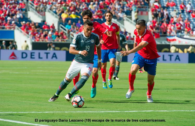 Paraguay-Costa Rica