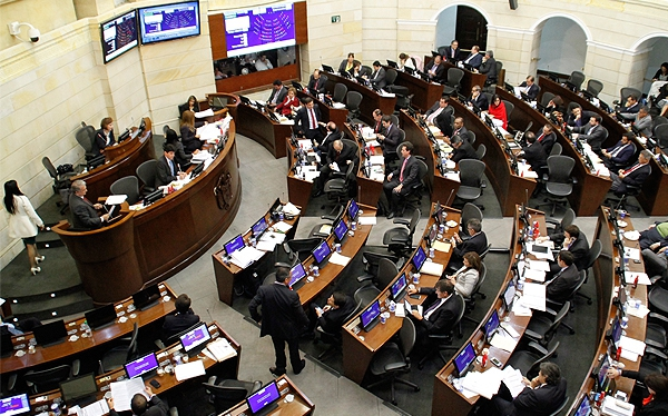 Senado cerró legislatura