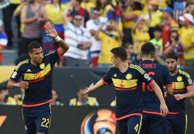 Zapata Celebra primer Gol