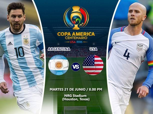 argentina Vs  USA