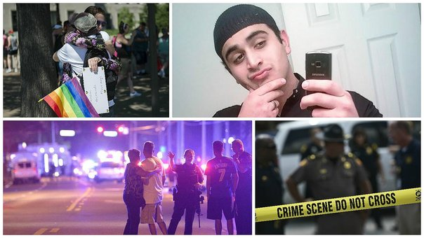 Hay indicios de que Omar Mateen. autor de la masacre de la discoteca Pulse, en Orlando, Florida, era un homosexual reprimido. Foto: Univisión