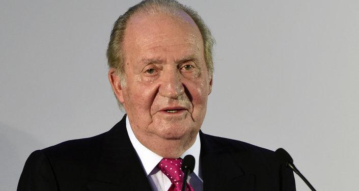 rey emérito de España, Juan Carlos I,