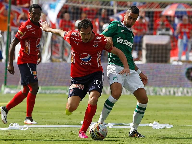 triunfo 2-0 de Independiente Medellín sobre Deportivo Cali2
