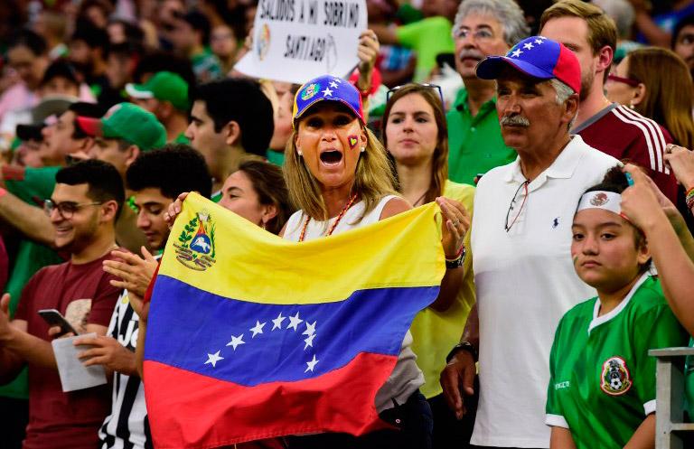 venezuela-hinchas