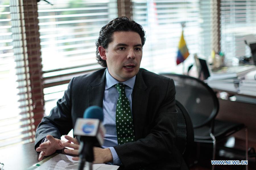 Aníbal Fernández de Soto, viceministro de Defensa