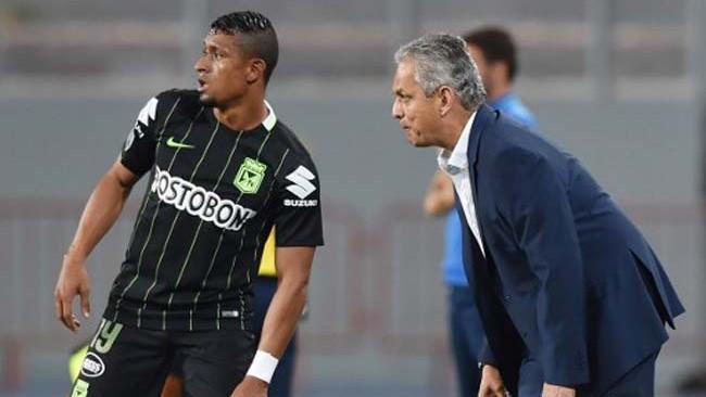 Atlético Nacional espera remontar en Sao Paulo