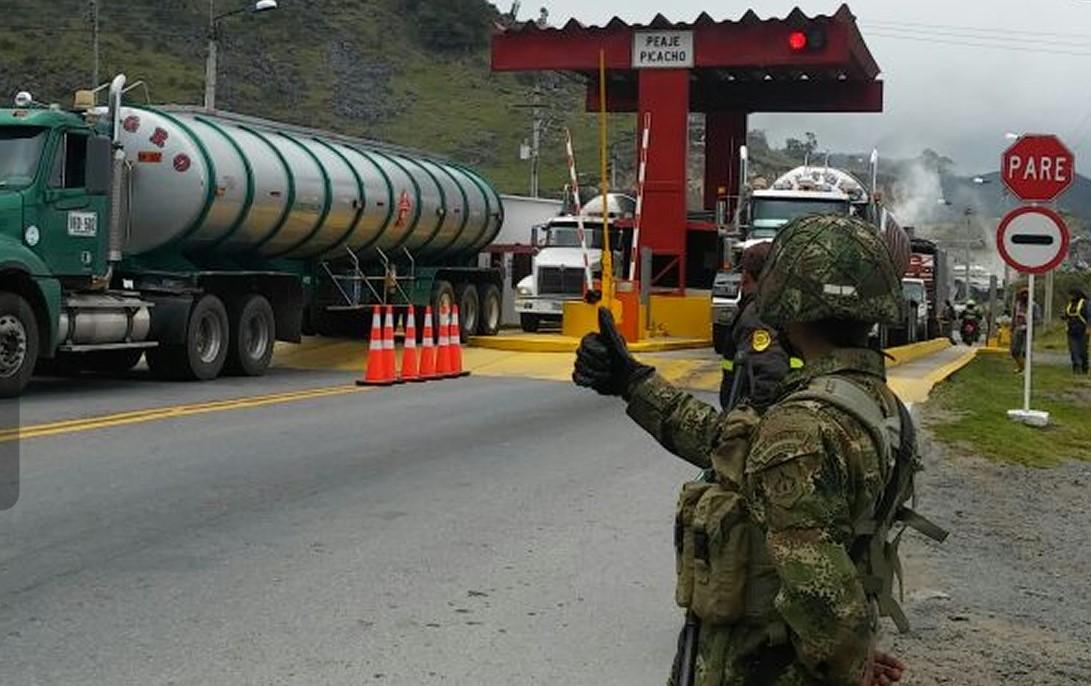 #CaravanasDeSeguridad