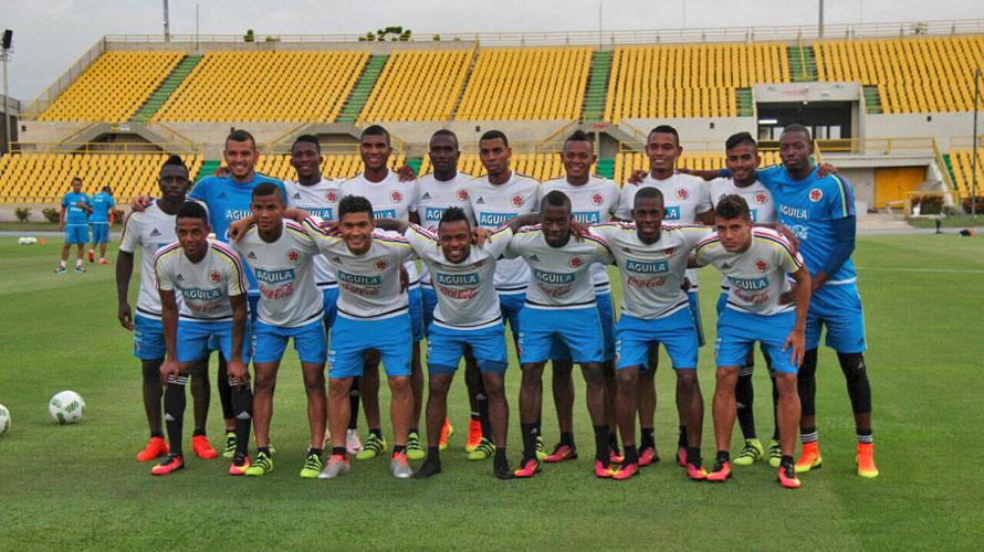 Colombia Sub 23 ante Honduras