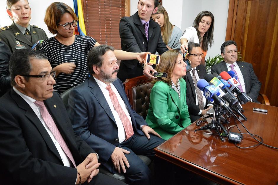 Corte Suprema eligió a Néstor Humberto Martínez como nuevo fiscal general de la Nación
