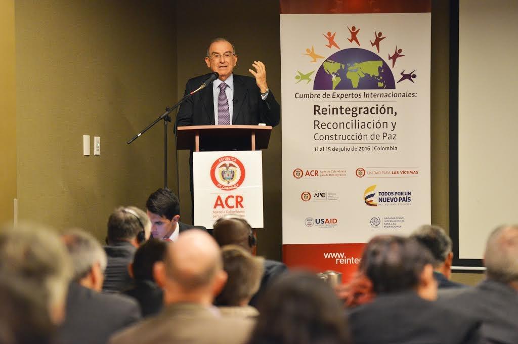 Cumbre de expertos internacionales-ACR